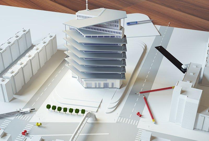 Fachplanung für Technisce Gebäudeausrüstung